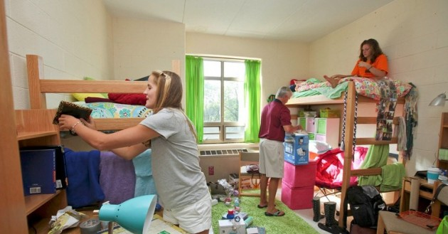 The 5 Worst Parts About Living In College Dorms Uc